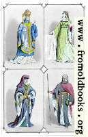 Costume. A.D. 1302– 1413.