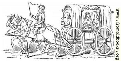 Carriage of the Fifteenth Century.