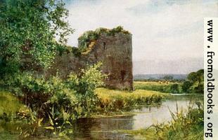 86.—Pevensey Castle