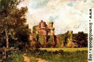 98.—Hurstmonceaux Castle