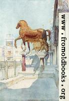 Frontispiece: The Horses of San Marco, Looking North.