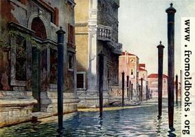4.—View on the Grand Canal