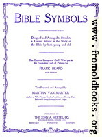 Bible Symbols Title Page