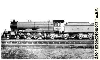 "Re-constructed ""Atlantic"" Type Locomotive"
