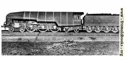 High Pressure Compound Locomotive