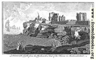 6.—Tinmouth Castle