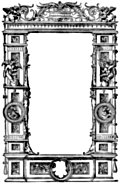 8.—Ornate Renaissance Border (1536)
