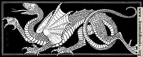 Heraldic Dragon.