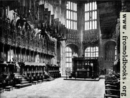 Chapel of Henry VII., Westminster Abbey