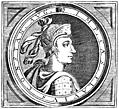 Portrait of the Emperor Flavius Constantine