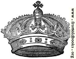 Crown from title page at p. 637