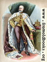 Frontispiece: Edward VII Taking the Oath