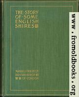 """The book cover for """"The Story of Some English Shires"""""""