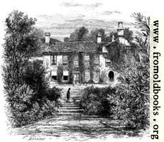 Wordsworth's House, Rydal Mount