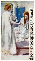Ecce Ancilla Domini [Behold the blesséd Mary]