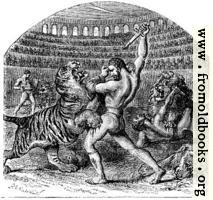 Combat of Gladiators with Wild Animals