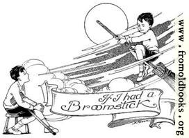 If I had a broomstick 1