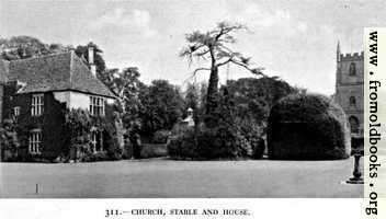 311.—Avebury Manor, Wiltshire