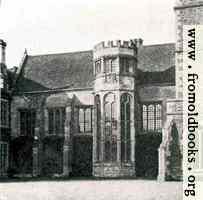 68. Fawsley, Northamptonshire.