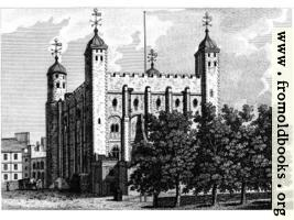 The White Tower, or Tower of London