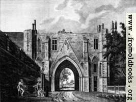 Reading Abbey (Background 1)