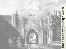 Reading Abbey (Background 3)