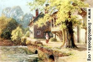Guy's Cliffe Mill, Warwick