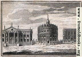 Sheldonian Theatre from Title Page