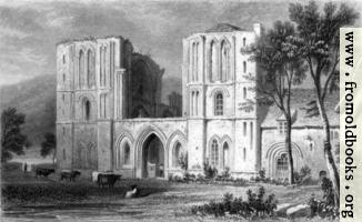Plate 18.—Llanthony Abbey