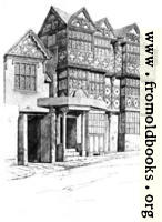 The Feathers Inn, Ludlow, Shropshire