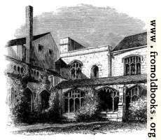Cathedral Cloisters and King's School