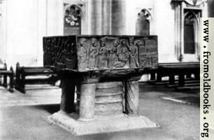 The Font, Winchester Cathedral
