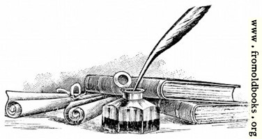 Letter Writing: Pen and Ink