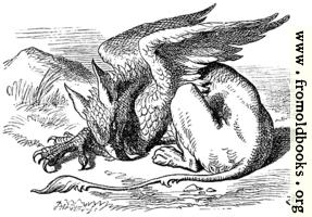 The Gryphon Asleep