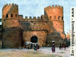 Porta San Paolo, Wallpaper Edition