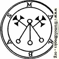 5. Seal of Marbas.