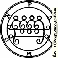 9. Seal of Paimon (second version)