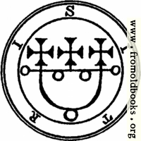 12. Seal of Sitri.