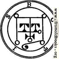 17. Seal of Botis.