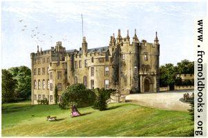 Picton Castle.– Pembrokeshire.