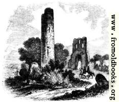 35.—Round Tower of Donoughmore.