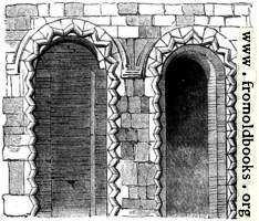 211.—Windows from the Palace of Westminster