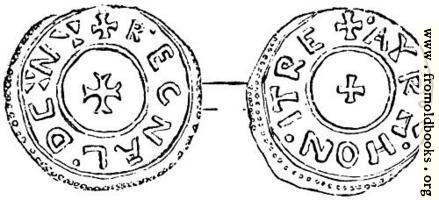 235.—Silver Penny of Regnald, King of Northumbria