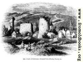 345.—Castle of Lillebonne