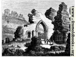 381.—St. Mary's Chapel, Hastings Cliff Castle.