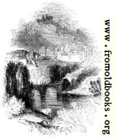 382.—Alnwick Castle.