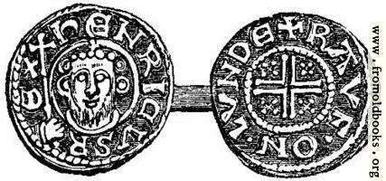 816.—Penny of Henry III