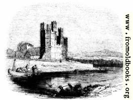 827.—Carnarvon Castle.