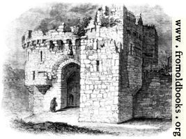830.—Beaumaris Castle