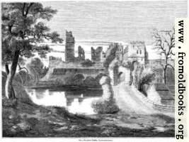 841.—Prudhoe Castle, Northumberland